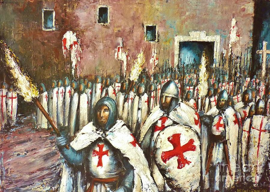 Knights Templar in Brittany