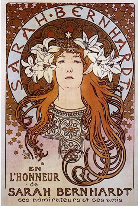 Sarah Bernhardt in Brittany